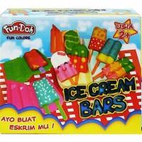 Jual mainan edukasi FUNDOH ICE CREAM BAR Murah