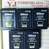 baterai Nikon EN-EL12 Original 100% for Nikon Coolpix AW-Serie,S-Serie