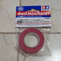 Tamiya 95230 Mini 4WD Multipurpose Tape (Red)