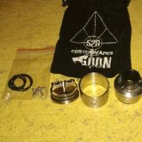 Jual goon rda 24 silver authentic Murah
