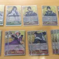 Jual Cardfight Vanguard Touken Ranbu Deck, English, Maxtune, Toolbox Murah
