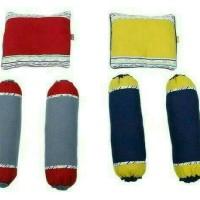 Jual Snobby set bantal guling line series/bantal peyang guling/set bantal Murah
