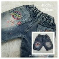 celana hotpens jeans anak cowo