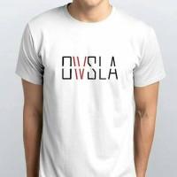 Kaos Logo Owsla IV