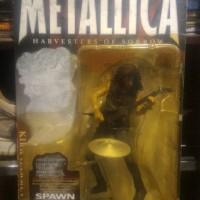 mcfarlane metallica kirk hammet