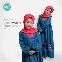 Jual Gamis combo Jade FAG001 by Afrakids size L Murah