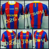 Jersey RETRO Barcelona FINAL UCL LONDON 2011 OFFICIAL