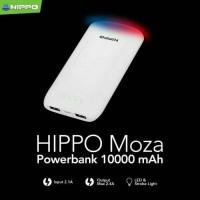 Jual power bank hippo moza 10000 mAh original Murah
