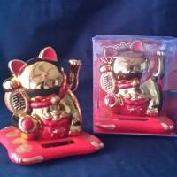 Jual Lucky Cat /Maneki Neko/Kucing Keberuntungan Terbaru Murah