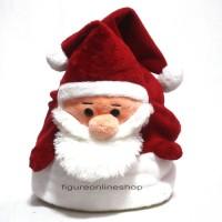 Jual Topi Santa Claus   Boneka Tempel Santaclaus Terbaru Murah