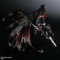 Jual  Variant Play Arts Kai Batman Limited Color Ver by Enix ORI T2909 Murah