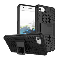 Lenovo Zuk Z2 hard soft case casing kickstand back cover RUGGED ARMOR