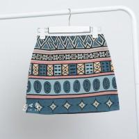 Unik Rok Skirt Celana Fashion Wanita Korea Baju Dress Blazer T3009