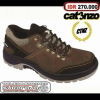 Jual sepatu boots adventure gunung tracking eiger caterpilar outdoor gear Murah