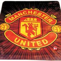 Jual Karpet Selimut Internal - Manchester United Murah