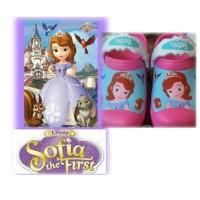 Jual Comfort  Crocs Sepatu Sandal Anak Sofia Murah