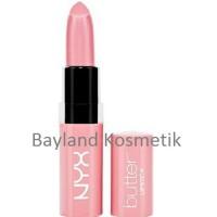 NYX Butter Lipstick BLS07 Hubba Bubba Soft Matte