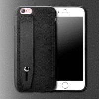 Jual Phone Silicon Case For iPhone 7 iphone 6 Hand Hold Strap Grip Holder Murah