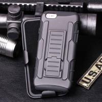 Jual Bumper Hybrid Armor Case iPhone 6+ 6s+ PLUS Dual Layer Murah