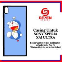 Jual Casing XPERIA XA1 ULTRA Doraemon fly Custom Hard Case Murah