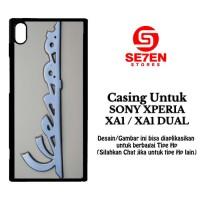 harga Casing Xperia Xa1 Xa1 Dual Vespa Logo 2 Custom Hard Case Tokopedia.com