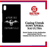harga Casing Xperia Xa1 Ultra Avenged Sevenfold Custom Hard Case Tokopedia.com