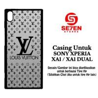 harga Casing Xperia Xa1 Xa1 Dual Fonds Decran Louis Vuitton Custom Hard Case Tokopedia.com
