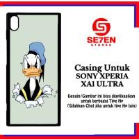 harga Casing Xperia Xa1 Ultra Donald Duck 3 Custom Hard Case Tokopedia.com