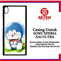 Jual Casing XPERIA XA1 ULTRA Doraemon wallpaper Custom Hard Case Murah