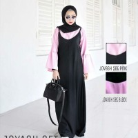 Jual L6614 Overall Wanita  Dress  Joyagh Set KODE PL6614 Murah