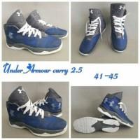 Sepatu Pria Basket Under Armour Curry 1 Premium