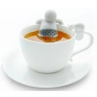 Jual  Saringan Teh Unik dan Lucu  Mr Tea Infuser T0210 Murah