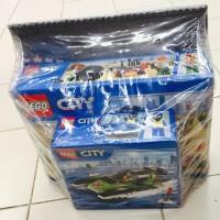 Lego City Original Bundling 60114+60115+road plate 7281 Boleh pisah