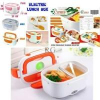 Jual Electric power lunch box kotak penghangat makanan serbaguna Murah