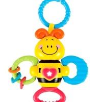 Jual Mainan Edukasi Bayi Rattles Kerincingan Winfun Light Up Twisty Rattle Murah