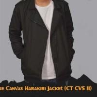 Jual Jaket Casual Style Canvas Harakiri (CT CVS 11) Murah