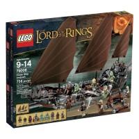 Jual LEGO 79008 - The Lord of The Rings - Pirate Ship Ambush  Murah