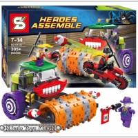 Jual SY317 The Joker Steam Roller  Murah