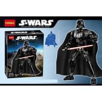 Jual Lego Decool S-Wars 9015 Darth Vader  Murah