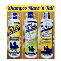 Jual NEW Shampoo Kuda Mane n Tail Original USA Murah
