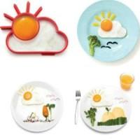 Jual NEW ARRIVAL Matahari awan cetakan omelette telur Sun clouds shape Murah