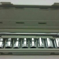 Jual Paling Murah kunci sok 10pc(socket wrench set) Murah