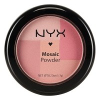 NYX Cosmetics Mosaic Powder Blush Rosey