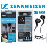 Jual Earphone Headset Sennheiser CX 350 Street II Original 100 Murah
