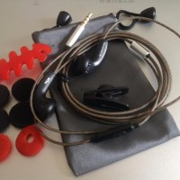 Jual DIY Earbud Sennheiser MX500 MIC Upgrade Earphone Bass Headset Murah