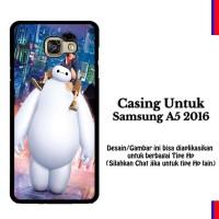 Jual Casing Samsung A5 2016 Big Hero 6 Baymax 2 Custom Hardcase Murah