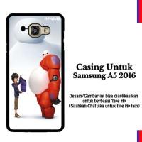 Jual Casing Samsung A5 2016 Big Hero 6 Baymax 5 Custom Hardcase Murah