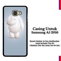 Jual Casing Samsung A5 2016 Big Hero 6 Baymax Custom Hardcase Murah