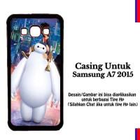 Jual Casing Samsung A7 2015 Big Hero 6 Baymax 2 Custom Hardcase Murah