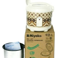 MIYAKO RICE COOKER MAGIC COM PSG 607 0,6 LITER PENANAK NASI KECIL MINI